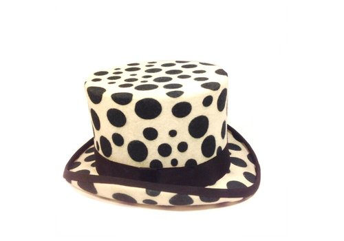 Karma Top Hat Dotty