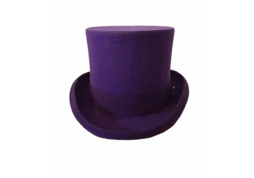 Karma Top Hat Purple