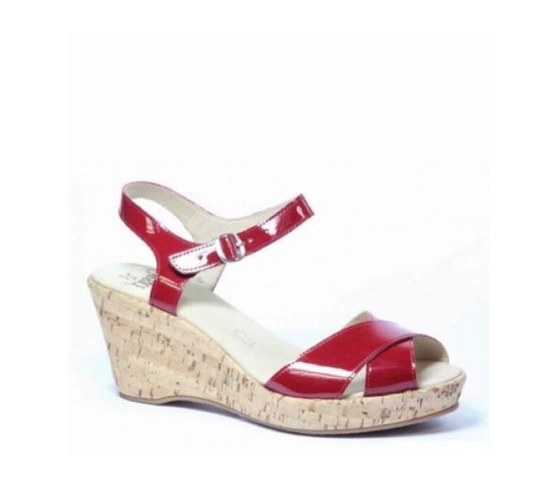 28352 Wine Patent leather