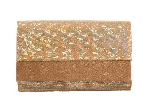 Glamour ET416B Gold Bag