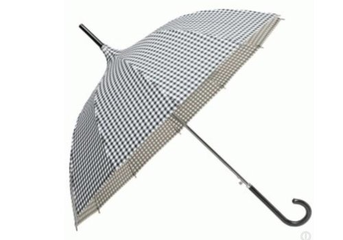 Umbrellas SI0755 Chequered Pagoda Umbrella