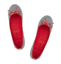 Butterfly Twists Victoria Houndstooth