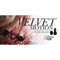 Diana Black Velvet