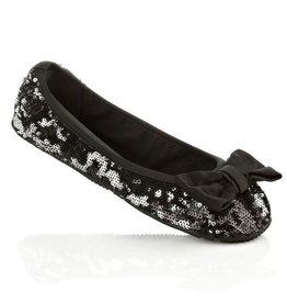 Butterfly Twists Serena Pewter/Black
