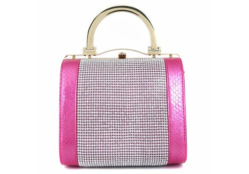 Peach Accessories ZW60499-3 Fuchsia Bag