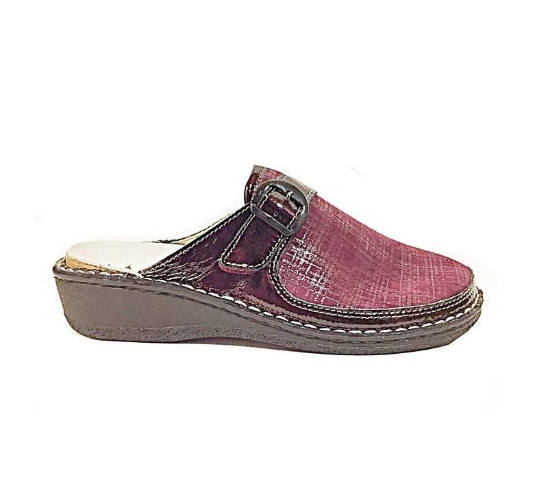 3977BV Bordo Slippers