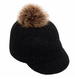 Pia Rossini COCO Hat Black
