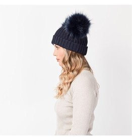 Pia Rossini CARRIE Hat Navy