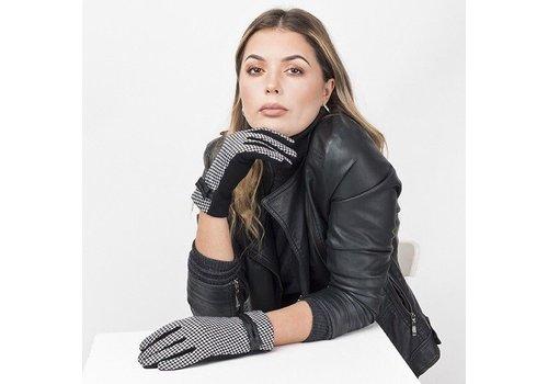 Pia Rossini ZUZANNA Glove Blk/White