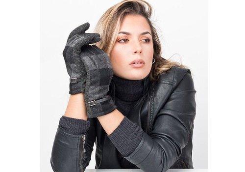 Pia Rossini JANA Glove Charcoal