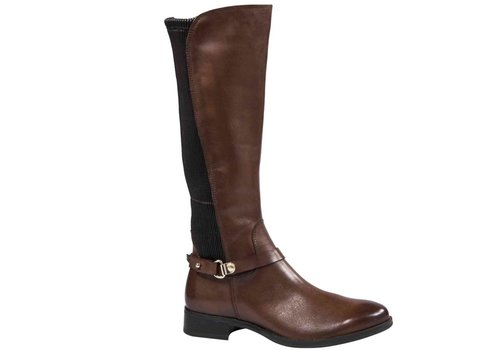 Caprice Boots 25521 Cognac Stretch L/B