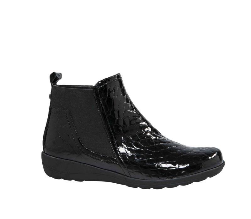25457 Black Croc A/B