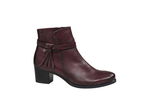 Caprice Boots 25359 Bordeaux Napa A/B