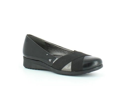 Heavenly Feet Jemima Black patent