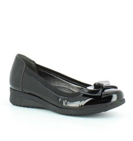 Heavenly Feet Annabelle Black Patent