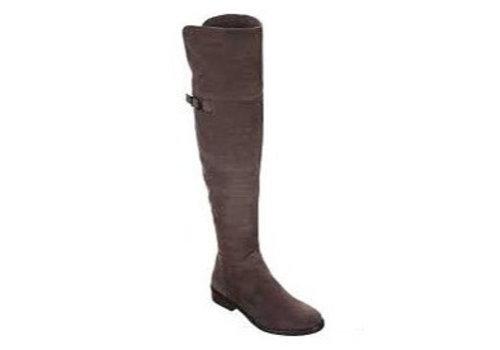 Tamaris 25811 Graphite Suede Boots