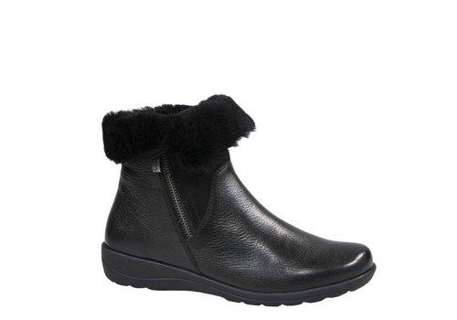 Caprice Boots 25456 Black Comb A/B