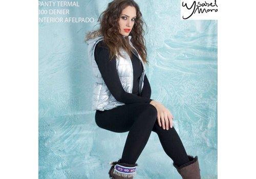 Ysabel Mora 16842 Polar fleece tights 300 denier