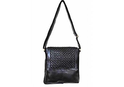 Rowallan 31-9706/18 Half flap cross-body bag