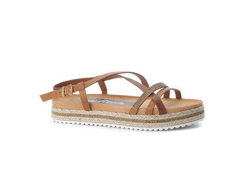 Refresh S/S REFRESH 64300 Tan Sandal