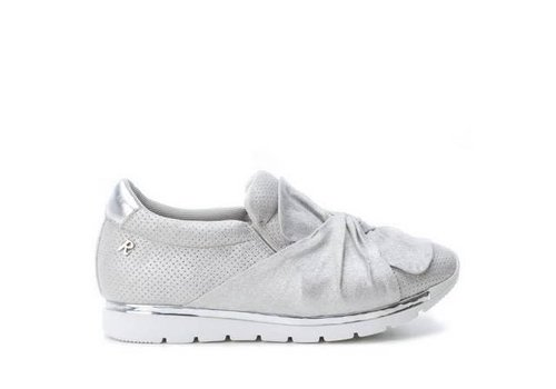 Refresh S/S REFRESH 64072 Silver slip-on