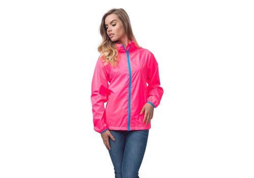 Mac in a Sac Mac in a Sac Waterproof  Pink Jacket
