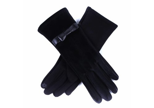 Peach Accessories HA34 Black gloves