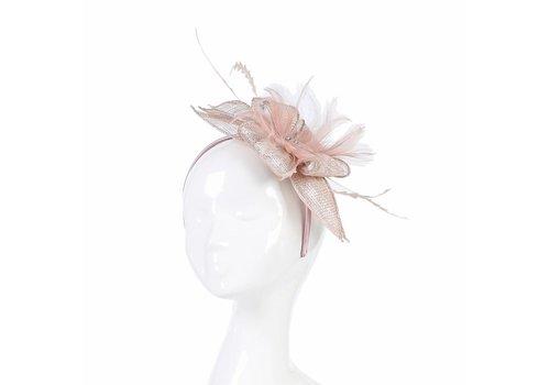 Peach Accessories SYH342 Pink Lurex Head Piece