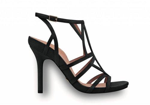 Tamaris Tamaris 28351 Black Strappy Sandal