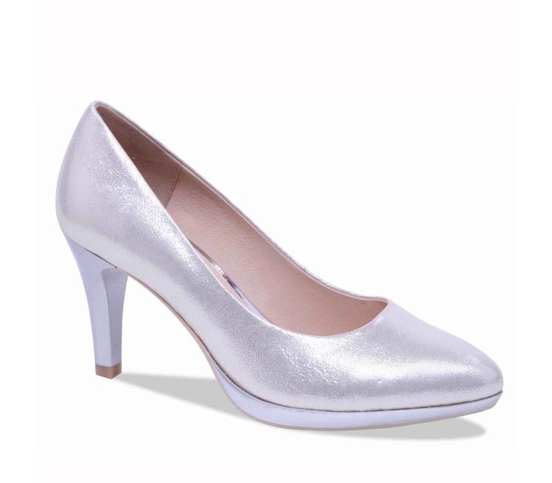 Caprice 22414 Off-White Glitter