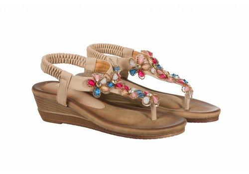 REDZ REDZ T23-1 Flower Sandal