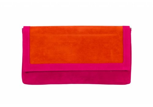 Glamour Glamour ZP-7620 Fuchsia/Orange