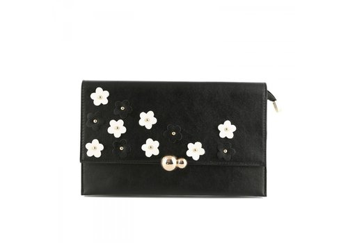 Peach Accessories Peach 47010-1 Black/White Daisy