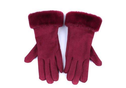 Peach Accessories Peach HA31 Red Gloves