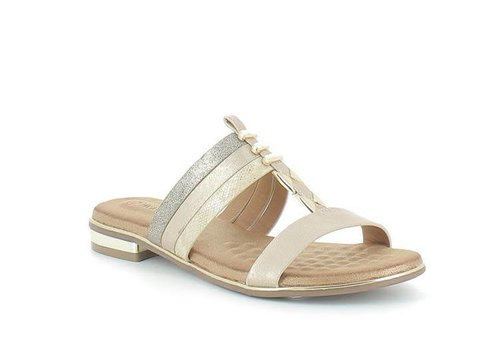 Heavenly Feet MARIGOLD Gold