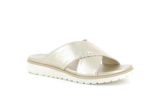 Heavenly Feet DANIELA Gold