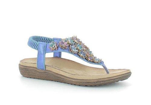 Heavenly Feet IRENE Blue