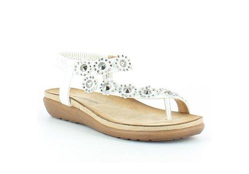 Heavenly Feet LULU White