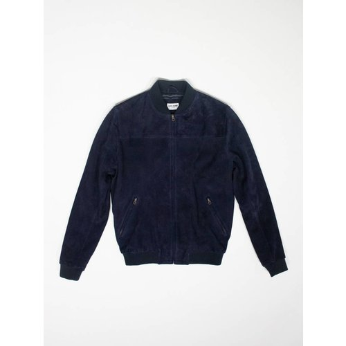 Livid Jeans Christopher Navy Suede