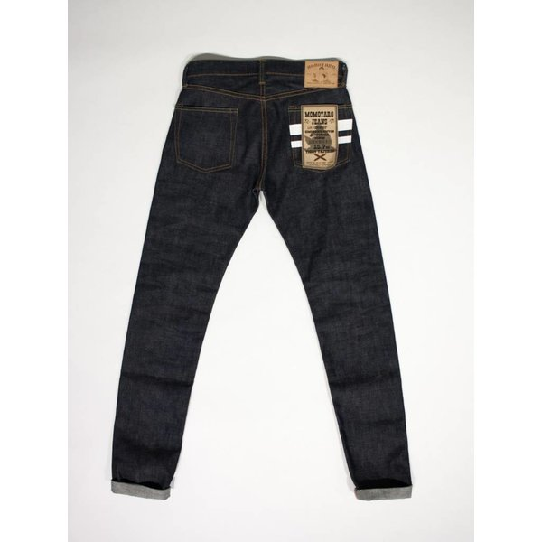 0306SP 15.7oz Selvage Tight Tapered