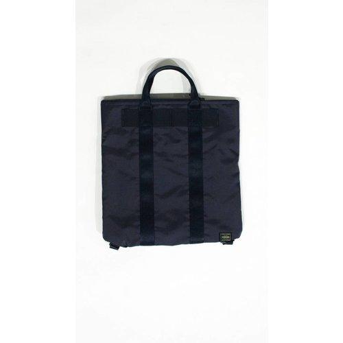 Porter Yoshida Felix 2-Way Tote Bag Navy