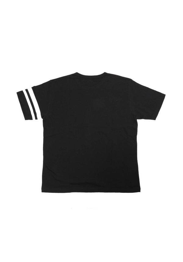 Zimbabwe Cotton T-Shirt Black