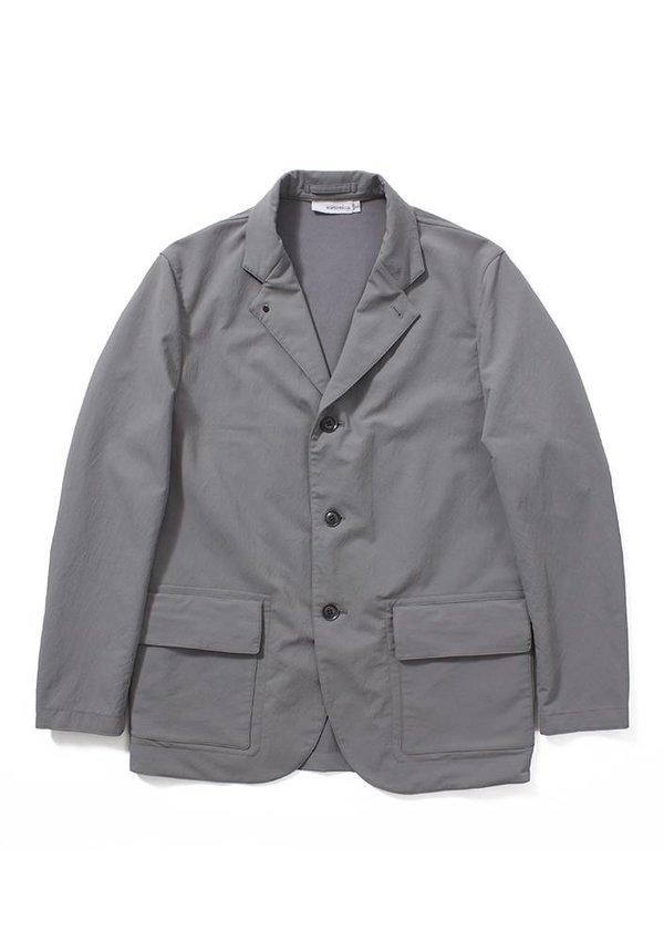 Alphadry Jacket Heather Grey