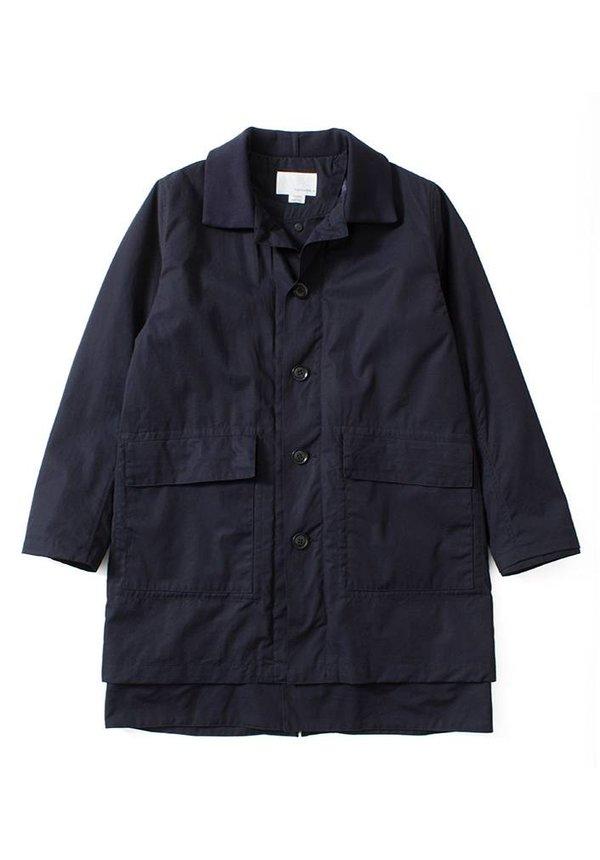 2-Way Spray Coat Navy