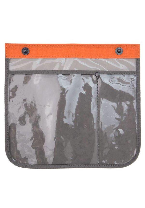 Tanker 2-Way Helmet Bag Silver