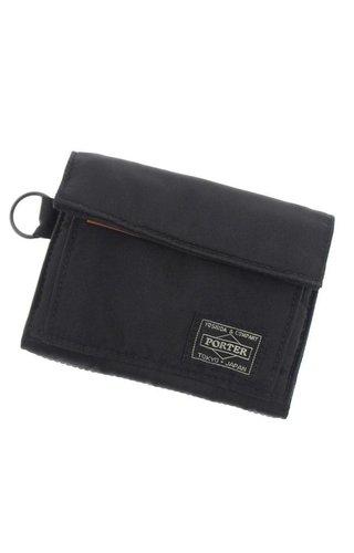Yoshida Porter Tanker Wallet Multi Black