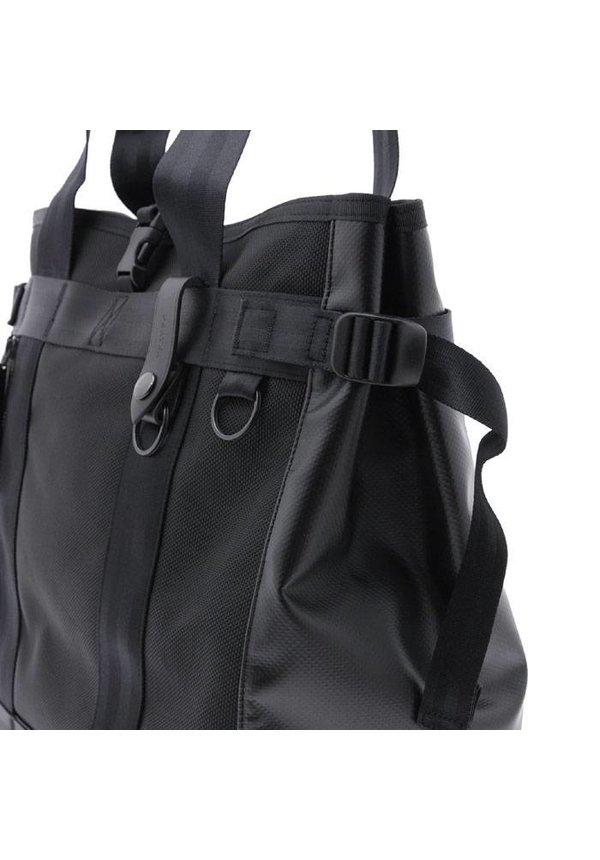 Heat Tote Bag Black