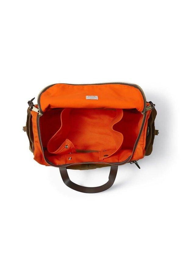 Heritage Sportsman Bag Orange / Dark Tan