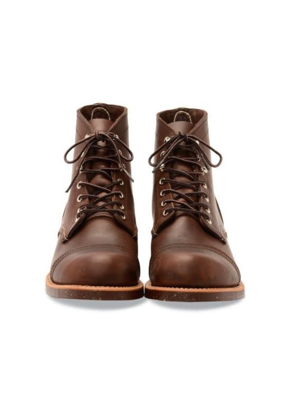 Red Wing 8111 Iron Ranger Amber Harness
