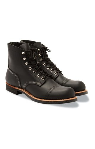 Red Wing Red Wing 8114 Iron Ranger Black Harness